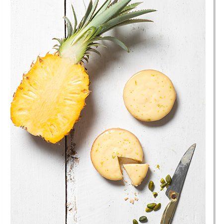 dessert ananas Victoria