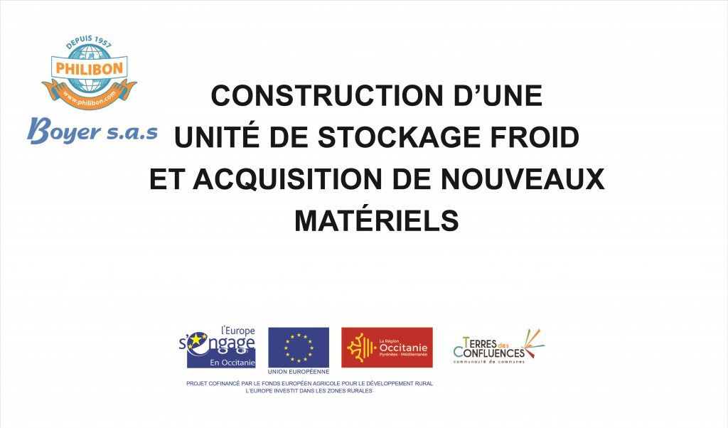 construction nouveau frigo subventions région occitanie